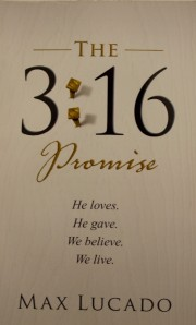 3:16 Promise by Max Lucado