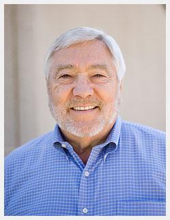 Jerry Sandvig, Executive Director of Phoenix Rescue Mission